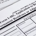 USCIS published a revised Application to Register Permanent Residence