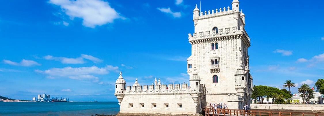 Tháp-Belem-Biểu-tượng-của-đất-nước-Bồ-Đào-Nha