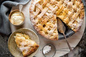 Apple Pie là món tráng miệng đầy tự hào của người dân Mỹ